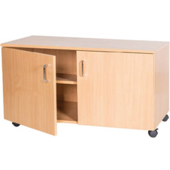 School-Classroom-Mobile-Static-Triple-Storage-Cupboard-533mm-High-Nobis-Education-Furniture