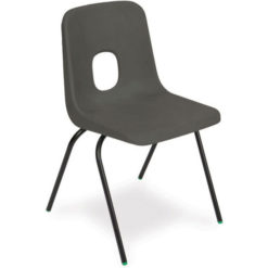 Series-E-Polypropylene-Classroom-Chair-380mm-Charcoal-Nobis-Education-Furniture