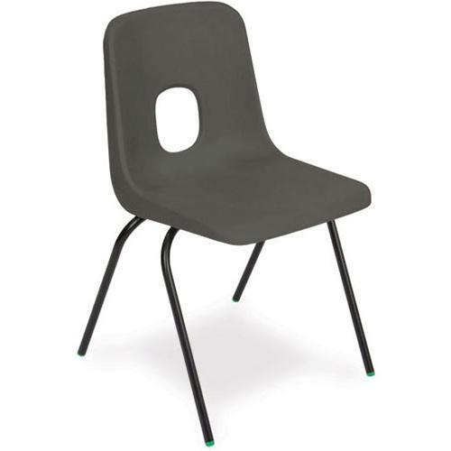 Series-E-Polypropylene-Classroom-Chair-380mm-Charcoal-Nobis-Education-Furniture