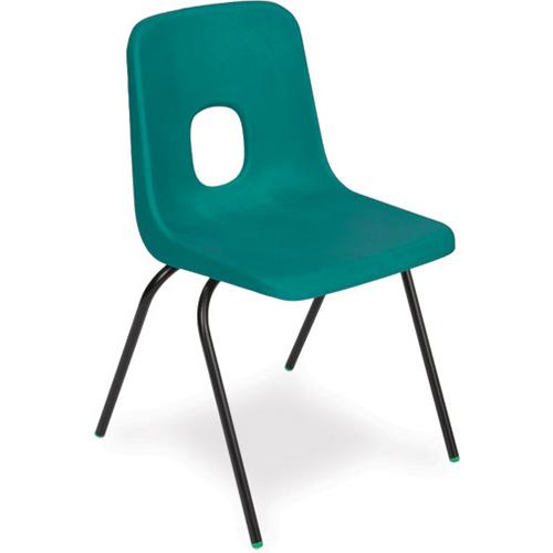 Series-E-Polypropylene-Classroom-Chair-460mm-Jade-Green-Nobis-Education-Furniture