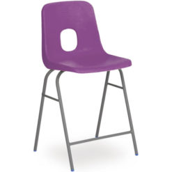Series-E-Polypropylene-Classroom-Stacking-Stool-685mm-High-Purple-Nobis-Education-Furniture