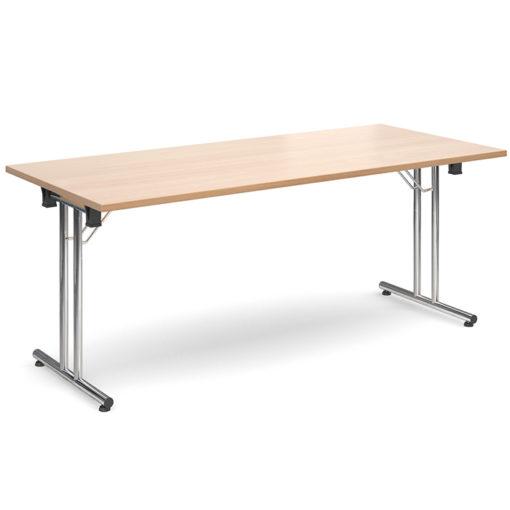 The-Classroom-Deluxe-Rectangular-Meeting-Table-Folding-Legs-Beech-Nobis-Education-Furniture