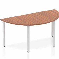 The-Classroom-Deluxe-Semi-Circle-Meeting-Table-Silver-Coated-Box-Legs-Walnut-Nobis-Education-Furniture