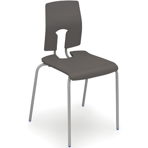 The-SE-Perfect-Posture-Classroom-Stacking-Chair-460mm-High-Slate-Grey-Nobis-Education-Furniture