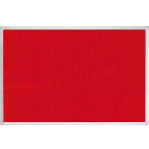 The-School-Classroom-Notice-Board-Red -Felt-Nobis-Education-Furniture