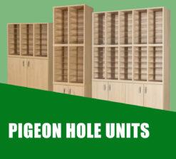 Pigeonhole Units