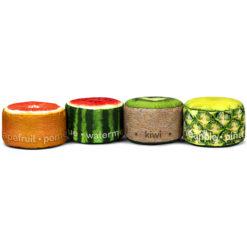 Pre-School-Nursery-Primary-Mini-Fruit-and-Veg-Bean-Bags-Set-of- 4-Fruit-Nobis-Education-Furniture