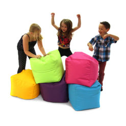 Pre-School-and-Primary-School-Bean-Bag-Cubes-Lifestyle-Nobis-Education-Furniture
