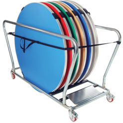 The-School-Dining-Table-Storage-Trolley-Round-Nobis-Education-Furniture