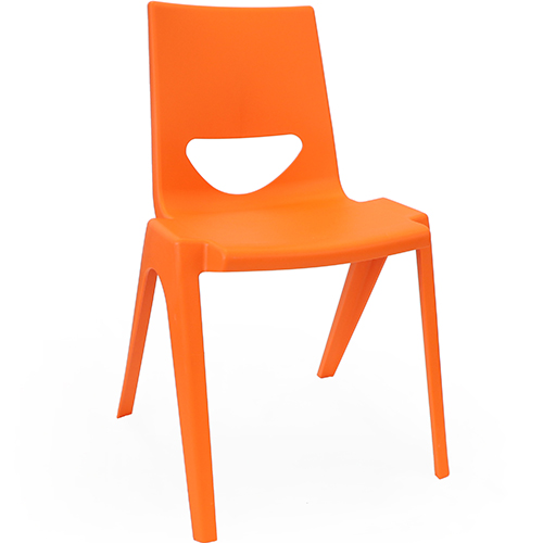 The-EN-One-Polypropylene-Classroom-Stacking-Chair-260mm-High-Set-of-8-Mandarin-Orange-Nobis-Education-Furniture