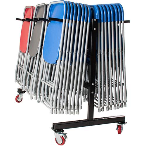 The-Elite-Exam-Chair-Capacity-Hanging-Storage-Trolley-Nobis-Education-Furniture