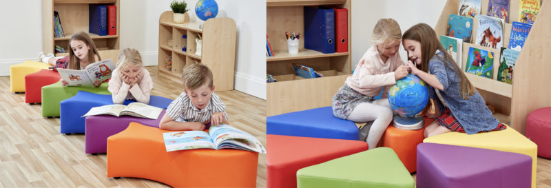 Nobis Education Furniture - Soft Seating